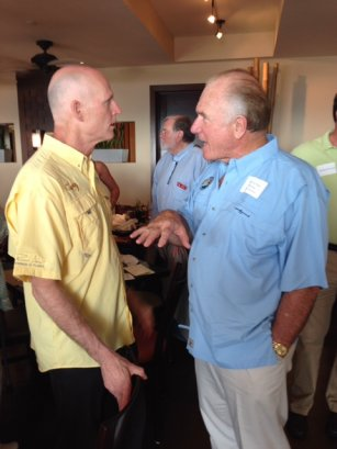Governor Scott, David Paul Horan