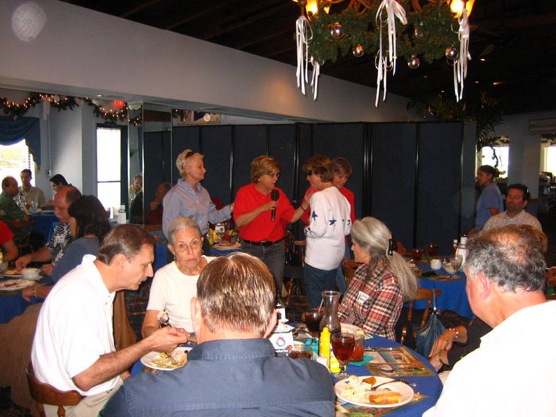 2008 Christmas Luncheon