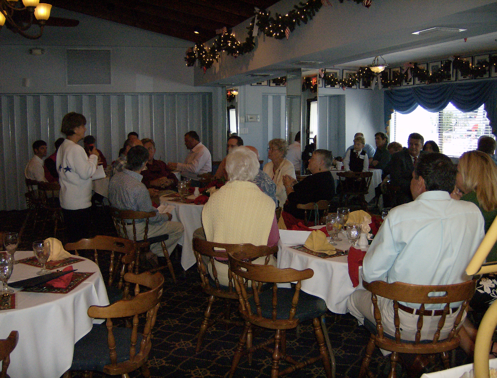 2010 Christmas Luncheon