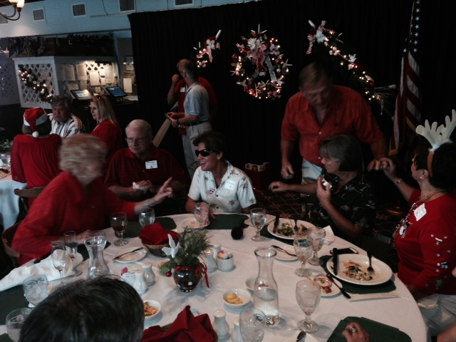 2012 Christmas Luncheon